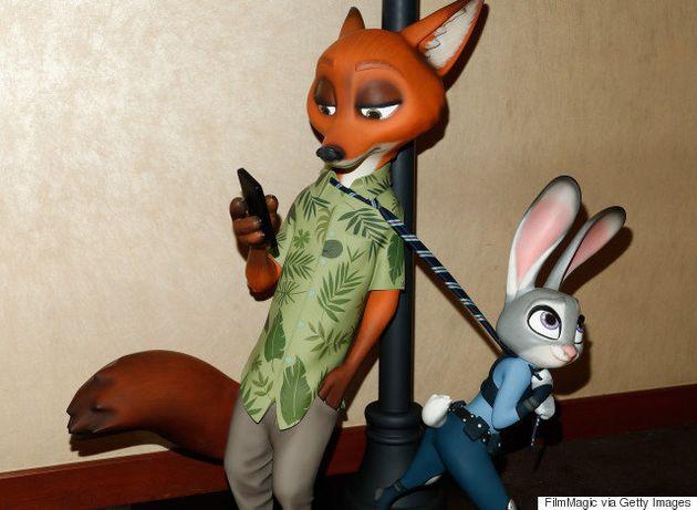 ズートピアは盗作、と著名脚本家が訴える ディズニー側は「妄想だ」