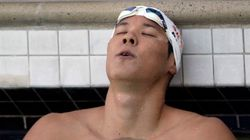 韓国水泳界のスター、禁止薬物で資格停止18カ月 アジア大会金メダルも剥奪