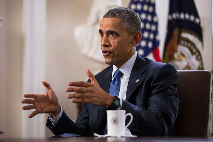 【オバマ大統領独占インタビュー】イスラエルのネタニヤフ首相に失望「良識に反する」