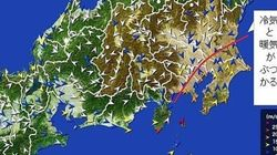 台風18号、東京や神奈川で非常に激しい雨になったワケと今後の予報
