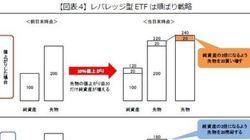 レバレッジ型ETFの落とし穴
