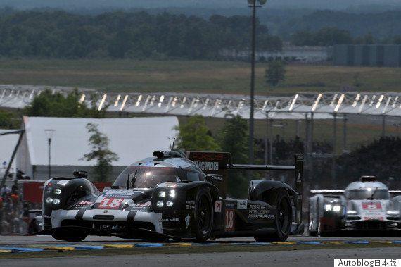 ル・マン24時間レースがスタート ポルシェとアウディが競り合う展開に(画像集)