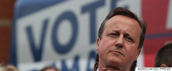 キャメロン首相、鼻歌と共に去りぬ 何の曲?【動画】