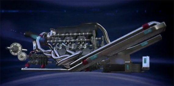 【動画】フェラーリの2014年用F1エンジン「059/3」