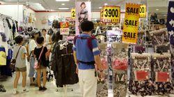 期待を下回る日本のGDP