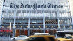 中国人企業家がニューヨーク・タイムズ紙買収に関心、1月5日に大株主と協議か