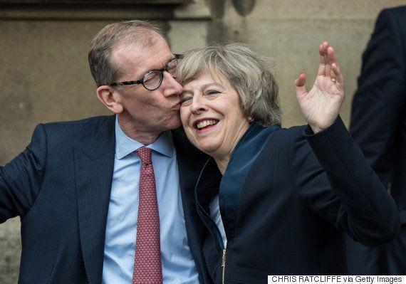 メイ内相、イギリス首相就任前に会見「解散はしない。EU離脱を成功させます」