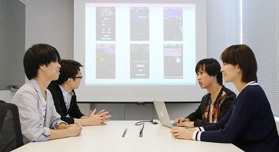 3カ月でゲームアプリを開発した学生インターンが生み出した「企業価値」