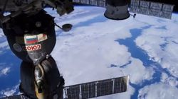 国際宇宙ステーションから撮った地球の映像に感動(動画)