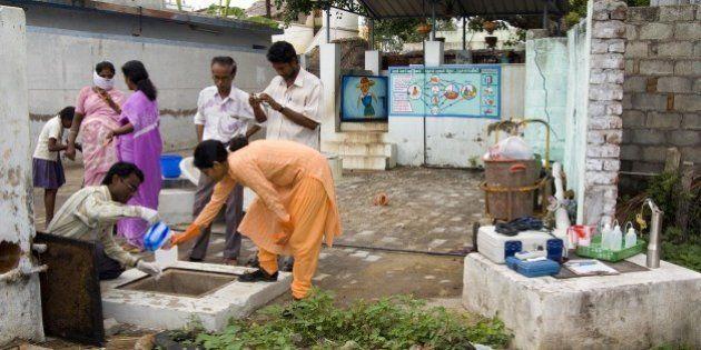 女性に危険が迫る「インドのトイレ事情」とは