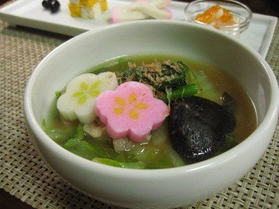 無形文化遺産・和食としてのお正月料理
