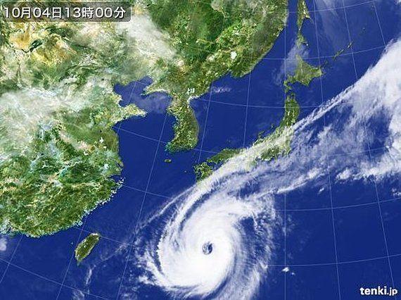 【台風情報】台風18号、関東は数年に一度あるかないかの大荒れの恐れ(中川裕美子)