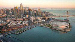 2033年のサンフランシスコの姿
