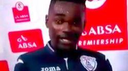 ヒーローインタビューで不倫告白?ガーナ人選手「『妻と彼女に』感謝」と大失言