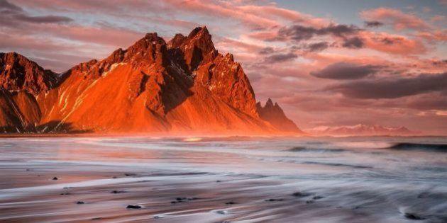 旅人が撮影した、驚くほど美しい世界の絶景