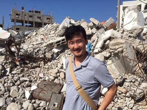破壊しつくされたガザ地区のドローン映像