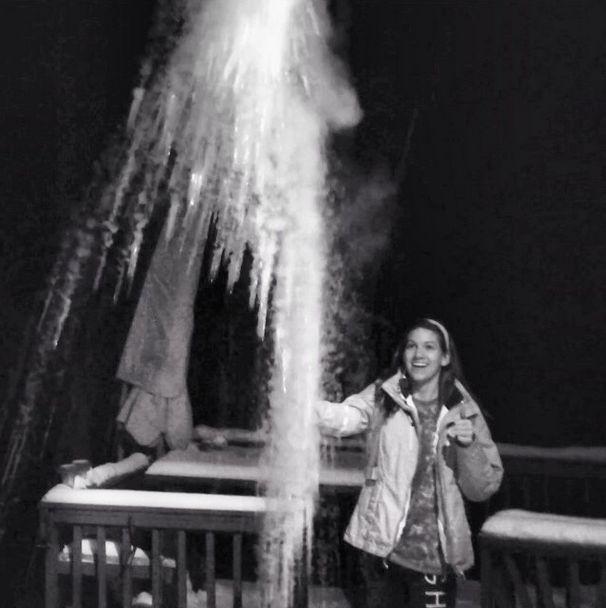 あらゆるものが凍りついた「アメリカの大寒波」(写真集)
