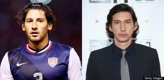 ワールドカップのスター選手18人にそっくりな有名人がいる(画像)