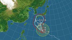 【台風情報】台風18号、6日にかけて本州に接近する恐れ