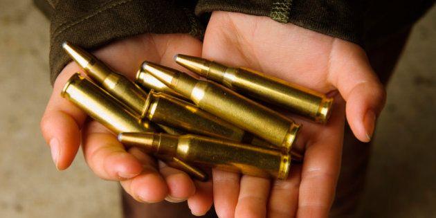 韓国軍が日本からの弾薬1万発を返還 南スーダンPKO