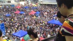 現地で実感、香港のデモ・雨傘革命は「平和的なプロテスト」だ