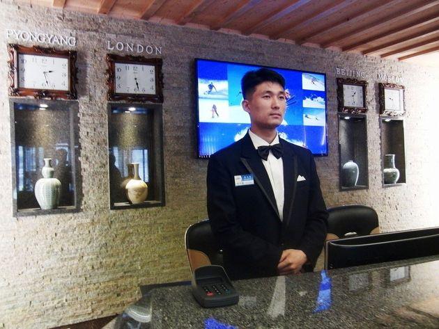 北朝鮮の豪華スキーリゾート・馬息嶺ホテルに行ってみた【画像集】