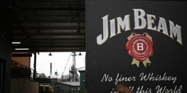 CLERMONT, KY - JANUARY 13: The Jim Beam Bourbon Distillery is seen January 13, 2014 in Clermont, Kentucky....