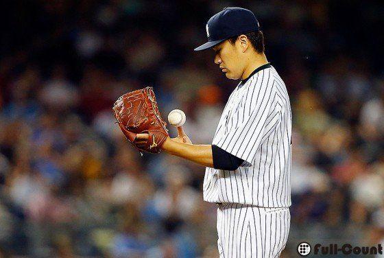 往年の名投手の記録にも迫る田中将大のずば抜けた安定感 「これまでの仕事ぶりは首尾一貫してエクセレント」