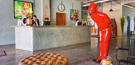 美術館顔負けのコレクションを持つアートホテル10選
