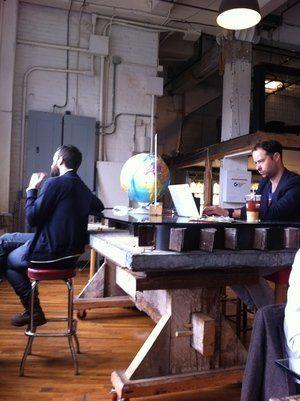 NY激流メディア カフェとスタートアップの美味しい関係 インキュベーション施設が熱い(井上未雪)