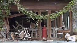 バングラデシュ・ダッカ人質テロ事件の現場が公開される(画像)