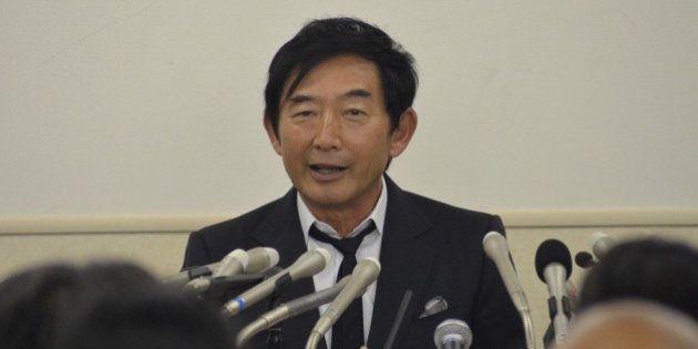 石田純一氏が会見、「野党統一候補なら出馬」【東京都知事選】
