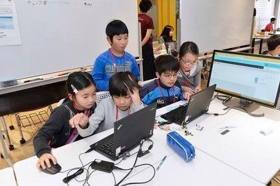サイボウズ式:サイボウズの青野社長が考える「子どものIT教育」──必要なのは言語の習得ではなく「問題を考える力」