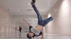 「大阪なんばの10歳ブレイクダンサー」が世界で話題