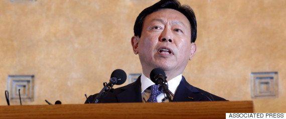 ロッテ不正疑惑、韓国の捜査が本格化 創業者の娘を逮捕、父子を出国禁止