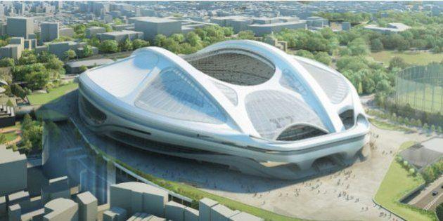 新国立競技場、舛添知事「都に費用負担を求めるのは違法」→下村文科相「法律つくる」