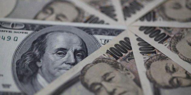 1ドル110円台、6年ぶりの円安 ドル高トレンドは継続か