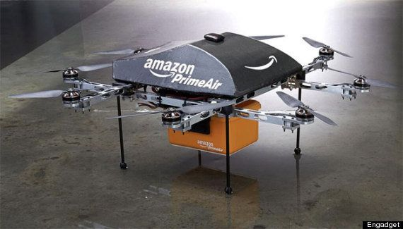 アマゾン、客が買う前から商品を発送するシステムを準備中