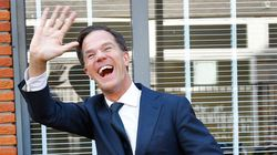 オランダ極右政党、第一党ならず ルッテ首相「誤った流れを食い止めた」