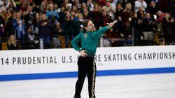 ジェイソン・ブラウンって誰?再生回数250万回以上のソチ五輪フィギュアスケート代表(動画)
