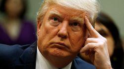 トランプ大統領、172億円の所得 2005年の納税申告書が流出