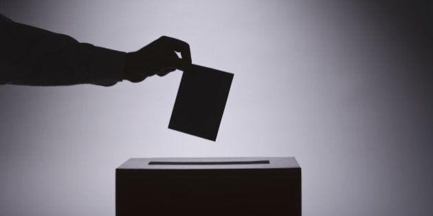 【専門職】の投票政党、【農林水産業種】の投票政党をグラフ化すると?
