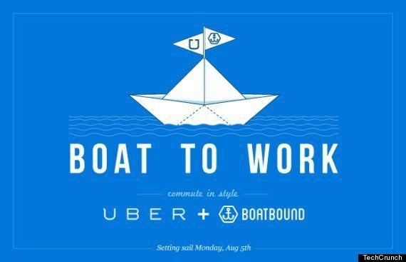 鉄道ストもなんのその―スマホアプリで「ボートで通勤」を試してみた