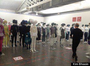 ユニクロの内部を探る、世界に服を着せる日本企業のデザイン