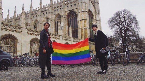 ゲイの大学生が、ケンブリッジ大学のLGBTの学生と会ってみてわかった3つのこと
