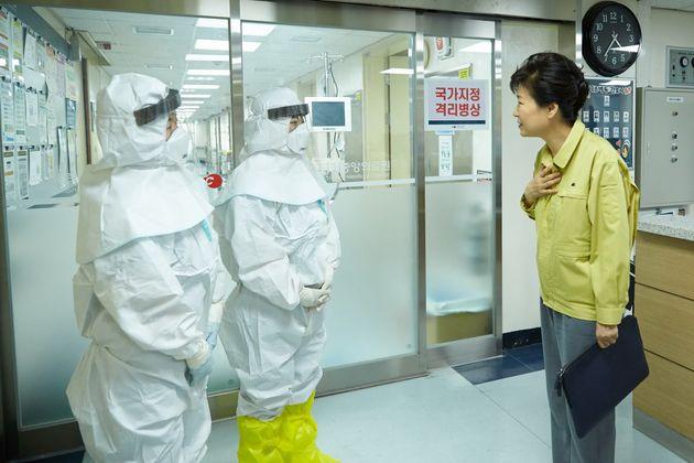韓国、MERS感染者数が87人に UAEを抜き世界2位