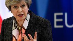 EU離脱の通告が迫る メイ首相に手続き開始権限を与える法案可決