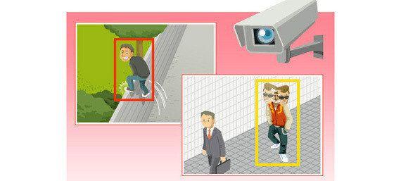 顔パスや犯罪捜査の手がかりに。人の目よりも正確な「画像認識技術」とは?