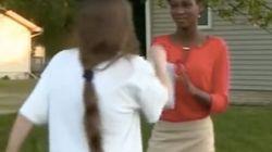 黒人女性レポーター、取材中に白人女性から差別的な罵倒を受ける。しかし...(動画)