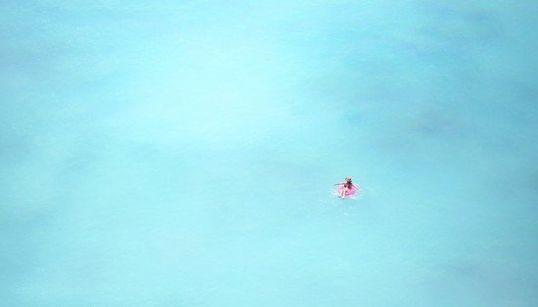 ワイキキビーチ、知っている人には騒がしい場所ではない